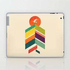 Lingering Mountains Laptop & iPad Skin