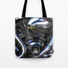 Power and Pipes Tote Bag