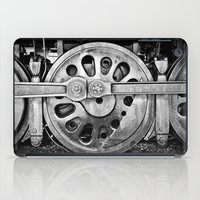 Round and Round iPad Case