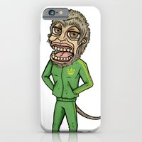 iPhone & iPod Case featuring Northern Monkey by Adam Doyle