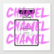 Chanel Canvas Print
