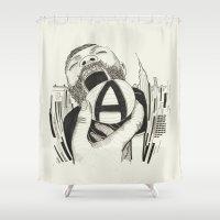 // A    Shower Curtain