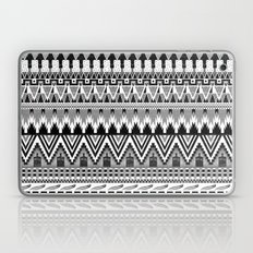 WHISKY AZTEC B/W  Laptop & iPad Skin