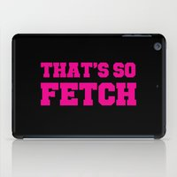 Mean Girls iPad Case
