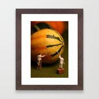 Nature's Painters Framed Art Print