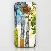 Brushtopia iPhone 6 Slim Case