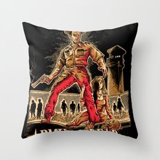 Army of the Dead Throw Pillow