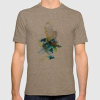 Spring Figure Mens Fitted Tee Tri-Coffee SMALL