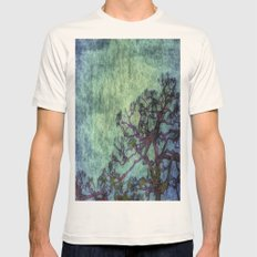 Early Summer Mens Fitted Tee Natural SMALL