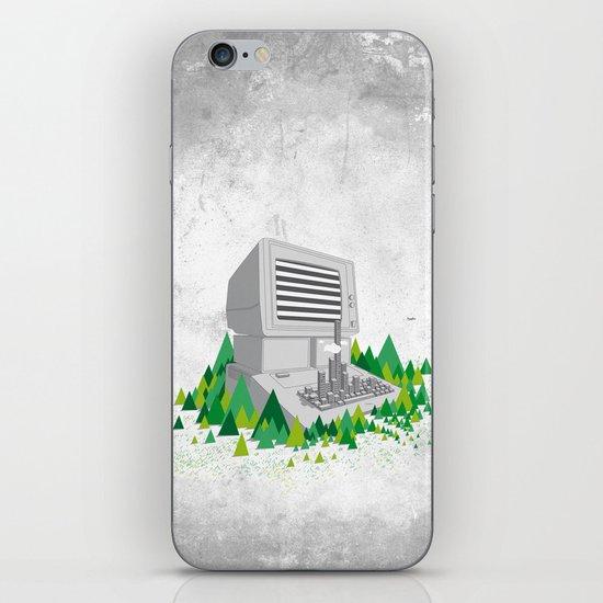 Keyboard City iPhone & iPod Skin