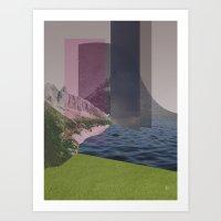 Atmosphere 15 · Hall Of… Art Print