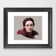 Game Of Thrones - Melisa… Framed Art Print