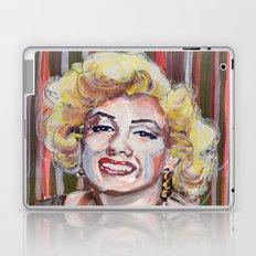 Marilyn Monroe 2 Laptop & iPad Skin