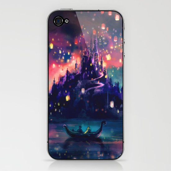The Lights iPhone & iPod Skin