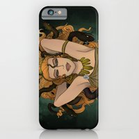 iPhone & iPod Case featuring Medusa by FindChaos