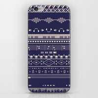 Native Groovy iPhone & iPod Skin