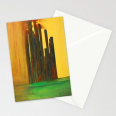 This City, too, will be Taken Stationery Cards