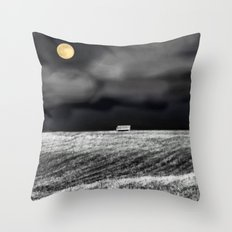 Feeling Lonely Throw Pillow