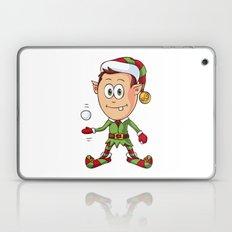 Little Elf Character Rea… Laptop & iPad Skin