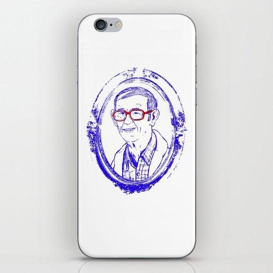 Rich Dunn It iPhone & iPod Skin
