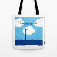 No234 My Truman Show Min… Tote Bag