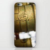 Ceremonial Bells, Japan  iPhone & iPod Skin