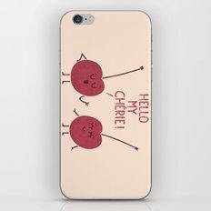 Le Flirt iPhone & iPod Skin