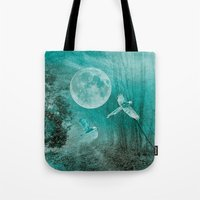 FOREST DREAMING Tote Bag