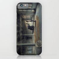 iPhone & iPod Case featuring Time factory by Cozmic Photos