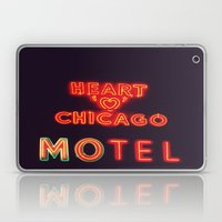 Heart 'O' Chicago Motel … Laptop & iPad Skin
