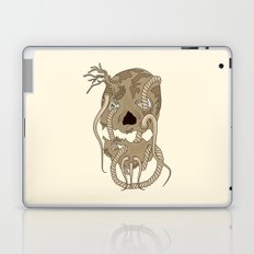 Dead Living by Tree Laptop & iPad Skin
