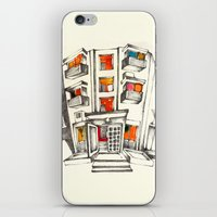 Japanese Building iPhone & iPod Skin