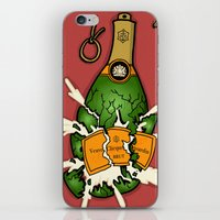 Champnade iPhone & iPod Skin