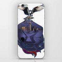 THAT HAWK! iPhone & iPod Skin