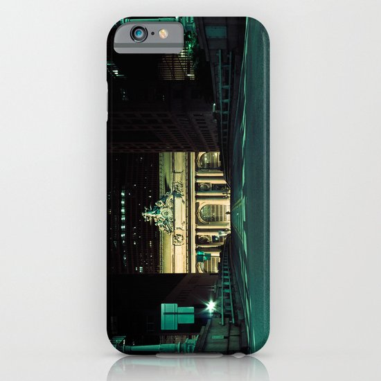 New York City, Grand Central Terminal | cinematic iPhone & iPod Case