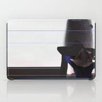 between the lines iPad Case