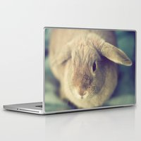 bunny Laptop & iPad Skins featuring Bunny by Jessica Torres Photography