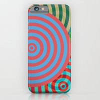 iPhone & iPod Case featuring Circles by zucker photo