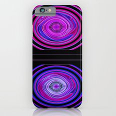 Abstract Modern Circles. Slim Case iPhone 6s