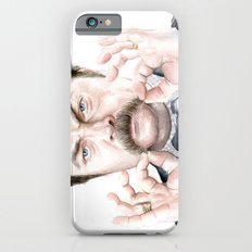 Swanson Mustache Slim Case iPhone 6s