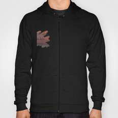 You cannot erase yesterday, but you can choose how  you paint your tomorrow. Hoody