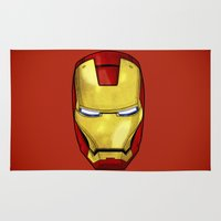 Tony Was Wrong (Iron Man Movie Version) Rug