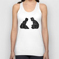 16 Candles Unisex Tank Top