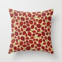Ladybird Ladybird Throw Pillow