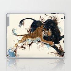 A Battle of Wills Laptop & iPad Skin