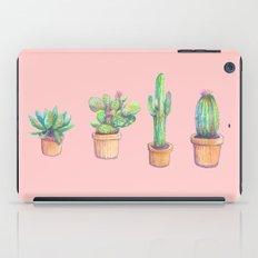 four cactus iPad Case