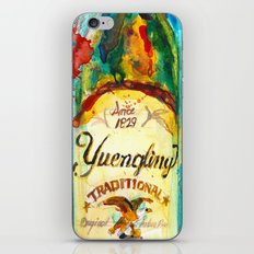 YUENGLING  BEER PA BEST iPhone & iPod Skin