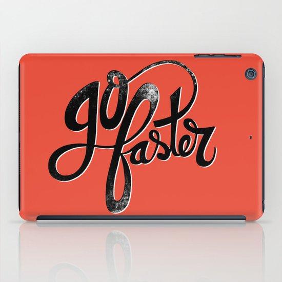 Go Faster! iPad Case