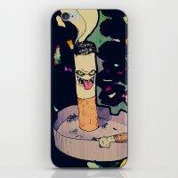 Habbits iPhone & iPod Skin