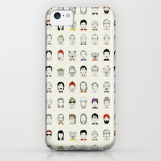 The Characters of W iPhone 5c Slim Case